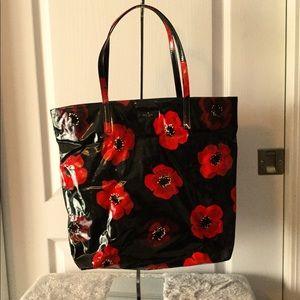 Kate Spade Poppy Bon Shopper